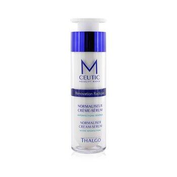 Thalgo MCEUTIC Normalizer Cream-Serum  50ml/1.69oz