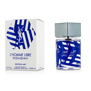 Yves Saint Laurent L'Homme Libre Eau De Toilette Spray (Edici�n Arte)  100ml/3.3oz
