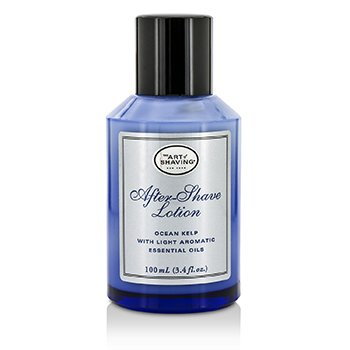 The Art Of Shaving Loción Para Después De Afeitar Sin Alcohol - Ocean Kelp (Sin Caja)  100ml/3.4oz