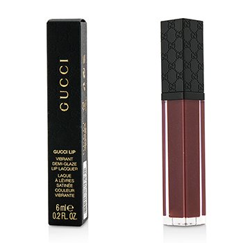 Gucci Vibrant Demi Glaze Luciu de Buze - #190 Wild Amarena  6ml/0.2oz