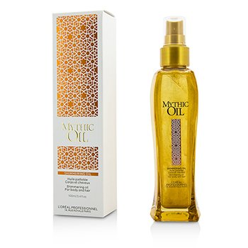 ロレアル Professionnel Mythic Oil Shimmering Oil (For Body and Hair)  100ml/3.4oz