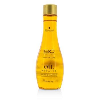 Schwarzkopf BC Oil Miracle Tratament de Finisare (Pentru Pãr Normal spre Gros)  100ml/3.4oz
