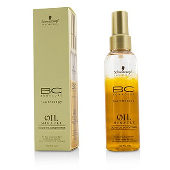 Schwarzkopf BC Oil Miracle Liquid Oil Acondicionador (Para Cabello Fino a Normal)  150ml/5oz
