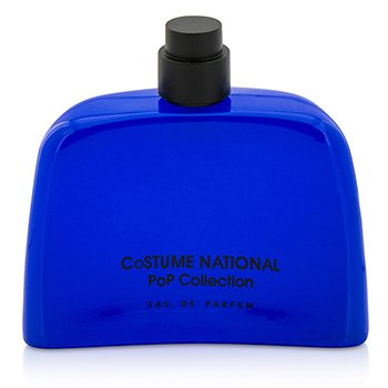 Costume National Pop Collection Eau De Parfum Spray - Botella Azul  (Sin Caja)  100ml/3.4oz