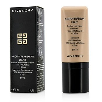 Givenchy Photo Perfexion Light Fluid Foundation SPF 10 - # 01 Light Porcelain  30ml/1oz