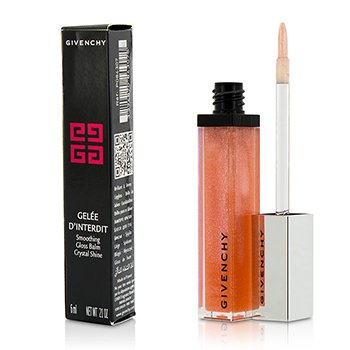 Givenchy Gelee D'Interdit Smoothing Gloss Balm Crystal Shine - # 10 Icy Peach  6ml/0.21oz