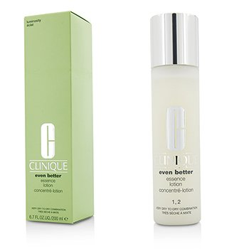 Clinique Even Better Loción Esencia (Muy Seca a Mixta Seca)  200ml/6.7oz