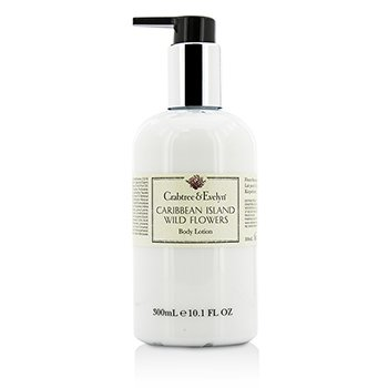Crabtree & Evelyn Caribbean Island Wild Flowers Body Lotion  300ml/10.1oz