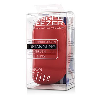 タングルティーザー Salon Elite Professional Detangling Hair Brush - # Winter Berry (For Wet & Dry Hair)  1pc