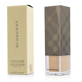 Burberry Fresh Glow Luminous Fluid Foundation SPF15 - # No. 11 Porcelain  30ml/1oz