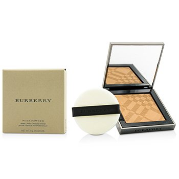 Burberry Nude Sheer Luminous Pressed Powder - # No. 38 Warm Honey  8g/0.28oz