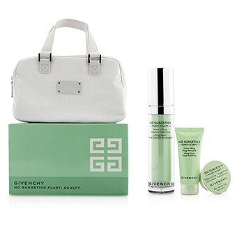 Givenchy No Surgetics Plasti Sculpt Set: Lifting Serum 30ml + Lifting Cream 15ml + Lifting Mask 9ml + Bag  3pcs + 1Bag