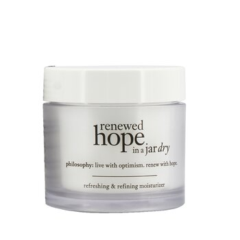Philosophy Renewed Hope In A Jar Humectante Refrescante Para Piel Seca  60ml/2oz