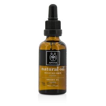 Apivita Natural Oil - Aceite de Jojoba Orgánica  50ml/1.7oz