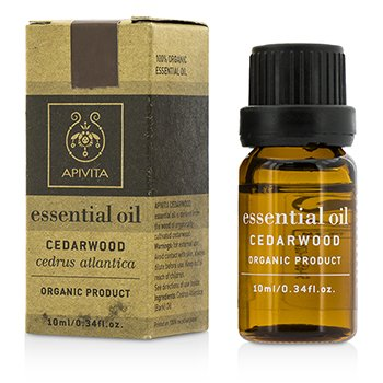 Apivita Essential Oil - Cedarwood  10ml/0.34oz