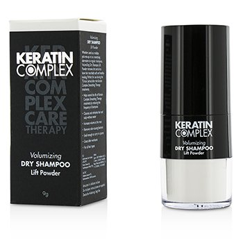 Keratin Complex Care Therapy Champú Seco Volumizante Lift Powder - # Blanco  9g/0.3oz