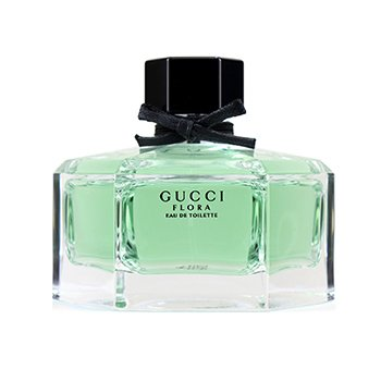Gucci Flora By Gucci Eau De Toilette Spray (New Packaging)  75ml/2.5oz