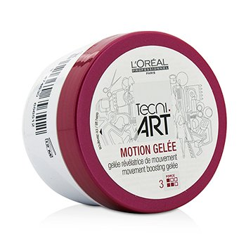 L'Oreal Professionnel Tecni.Art Motion Gelee Movement Boosting Gelee (Fuerza 3)  100ml/3.4oz
