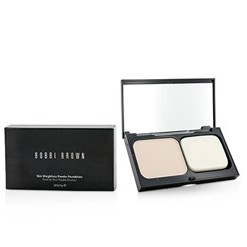 Bobbi Brown Skin Weightless Powder Foundation - #00 Alabaster  11g/0.38oz