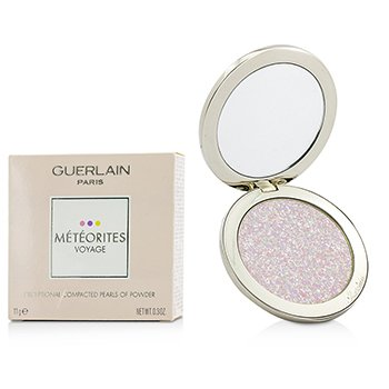 Guerlain Meteorites Voyage Exceptional Compacted Pearls Of Powder Reponible - # 01 Mythic  11g/0.3oz