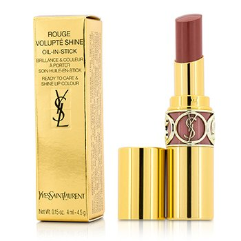 Yves Saint Laurent Rouge Volupte Aceite Brillo en Barra - # 47 Beige Blouse  4.5g/0.15oz