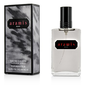 Aramis Black Eau De Toilette Spray  60ml/2oz