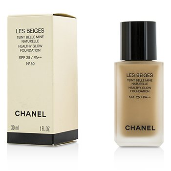 Chanel Les Beiges Healthy Glow Foundation SPF 25 - No. 50  30ml/1oz