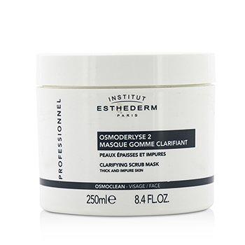 Esthederm Osmoderlyse 2 Clarifying Scrub Mask - Salon Product  250ml/8.4oz