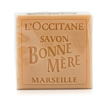L'Occitane Bonne Mere Soap - Peach  100g/3.5oz