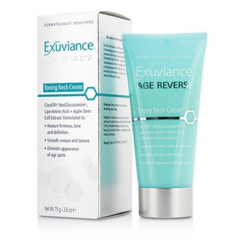 Exuviance Age Reverse Toning Neck Cream  75g/2.6oz