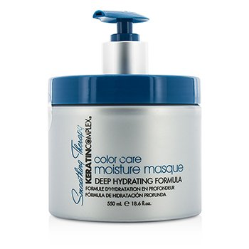 Keratin Complex Smoothing Therapy Keratin Color Care Moisture Masque (Deep Hydrating Formula)  550ml/18.6oz