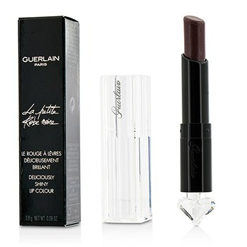 Guerlain La Petite Robe Noire Deliciously Shiny Lip Colour - #013 Leather Blazer  2.8g/0.09oz
