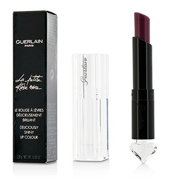Guerlain La Petite Robe Noire Deliciously Shiny Lip Colour - #068 Mauve Gloves  2.8g/0.09oz