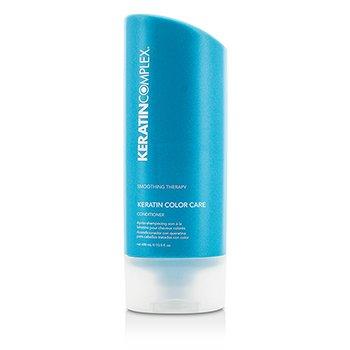 Keratin Complex Smoothing Therapy Keratin Color Care Balsam (Pentru Toate Tipurile de Păr)  400ml/13.5oz