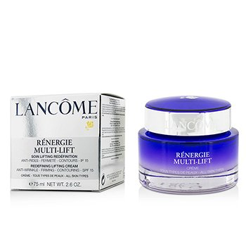 Lancome Renergie Multi-Lift Redefining Lifting Cream SPF15 (til alle hudtyper)  75ml/2.5oz