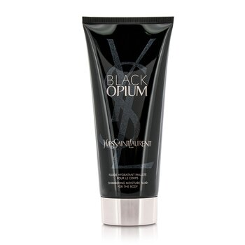 Yves Saint Laurent Black Opium Shimmering Moisture Fluid For The Body  200ml/6.6oz