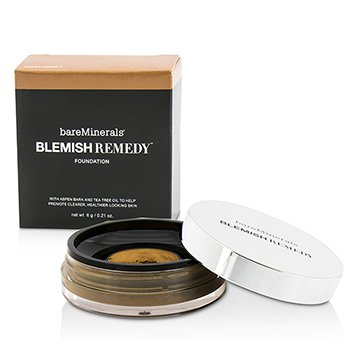 BareMinerals BareMinerals Blemish Remedy Foundation - # 11 Clearly Almond  6g/0.21oz