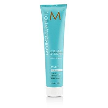 Moroccanoil Żel do stylizacji włosów Styling Gel - # Medium  180ml/6oz