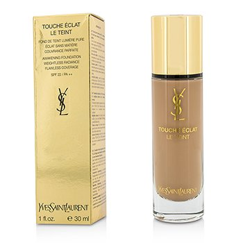 Yves Saint Laurent Touche Eclat Le Teint Awakening Foundation SPF22 - #BR45 Cool Bisque  30ml/1oz