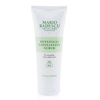 Mario Badescu Botanical Exfoliating Scrub - For All Skin Types  100ml/3.4oz