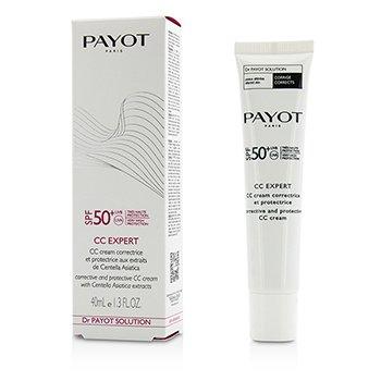 パイヨ Dr Payot Solution CC Expert Corrective and Protective CC Cream SPF 50+  40ml/1.3oz