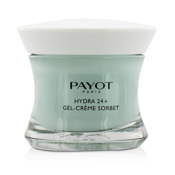 Payot Hydra 24+ Gel-Creme Sorbet Cuidado Humectante - Para Piel Deshidratada, Normal a Mixta  50ml/1.6oz