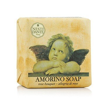Nesti Dante Amorino Soap - Rose Bouquet  150g/5.3oz
