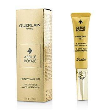 Guerlain Abeille Royale Honey Smile Ανορθωτική Διαμορφωτική Θεραπεία Χειλιών και Περιγράμματος 61197  15ml/0.5oz