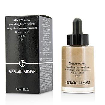 Giorgio Armani Maestro Glow Nourishing Fusion Makeup SPF 30 - #5.5  30ml/1oz