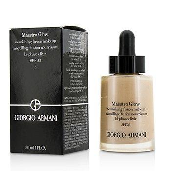 Giorgio Armani Maestro Glow Nourishing Fusion Makeup SPF 30 - #5  30ml/1oz