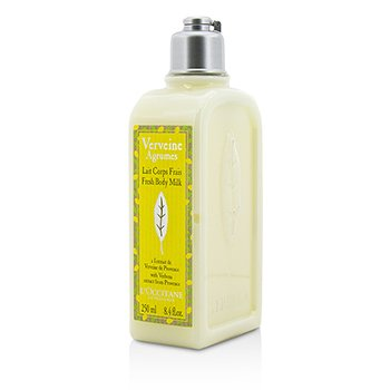L'Occitane Citrus Verbena Fresh Body Milk  250ml/8.4oz