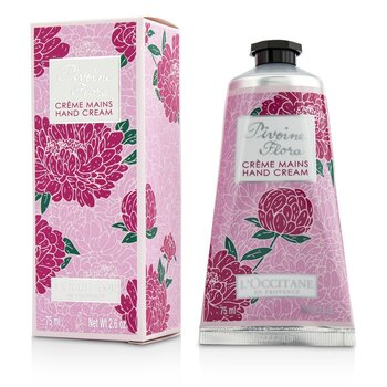 ロクシタン Pivoine Flora Hand Cream (New Packaging)  75ml/2.6oz