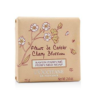 L'Occitane Cherry Blossom Jabón Perfumado  75g/2.6oz