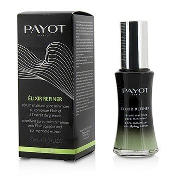 Payot Les Elixirs Elixir Refiner Mattifying Pore Minimizer Serum - For Combination to Oily Skin  30ml/1oz